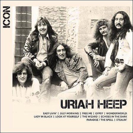 Icon Series: Uriah Heep