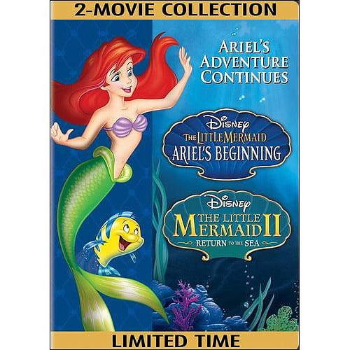 Disney The Little Mermaid II: Return To The Sea / The Lit...
