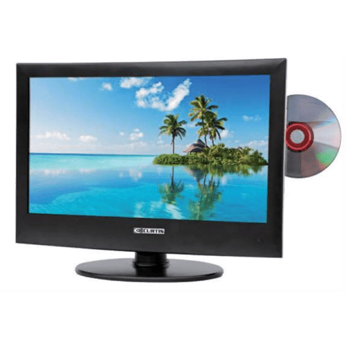 Curtis LCDVD2223A 22'' LCD 720p HDTV DVD Refurbished by Curtis