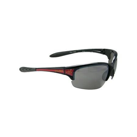Iowa State Cyclones Black Red Elite Sunglasses ISU Licensed NCAA S7JT