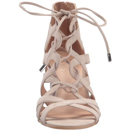 51cfca63097a Franco Sarto Womens L-MEENA Open Toe Casual Strappy Sandals - image 1 of 2  ...