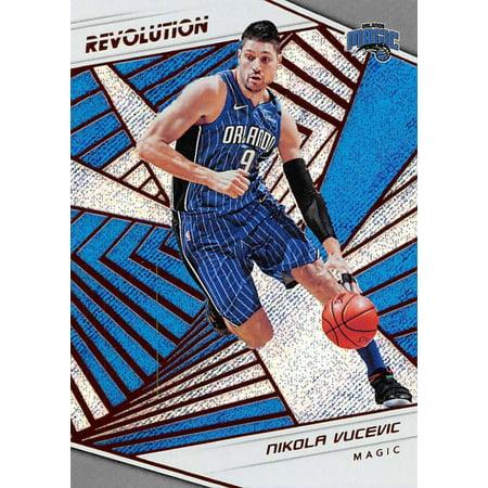 2018-19 Panini Revolution #15 Nikola Vucevic Orlando Magic Basketball Card ()