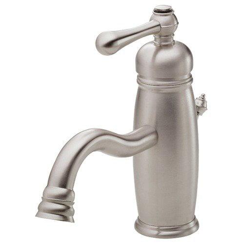 Danze Opulence Single Handle Single Hole Bathroom Faucet