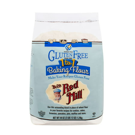 Bobs Red Mill Baking Flour, 44 Oz