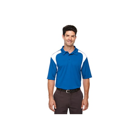 - Ash City - Extreme Eperformance™ Men's Colorblock Textured Polo