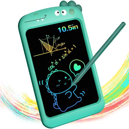 ZECATL LCD Writing Tablet,Dinosaur Toy, Colorful Drawing ...