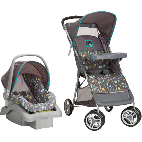 Cosco Lift and Stroll Travel System, Zury