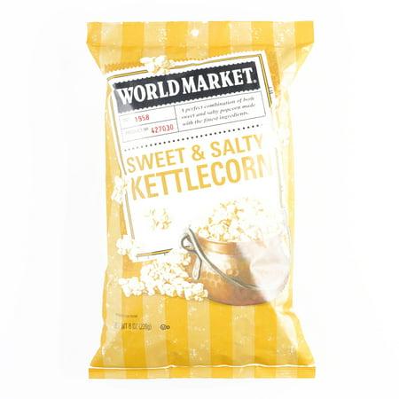 Kettle Corn  8 oz each (1 Item Per Order, not per