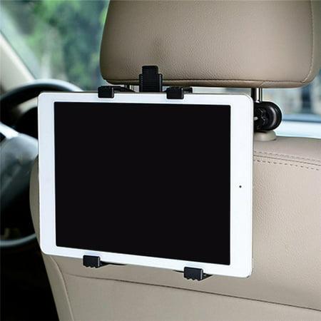 360 Rotation Adjustable Car Backrest Headrest Mount Holder
