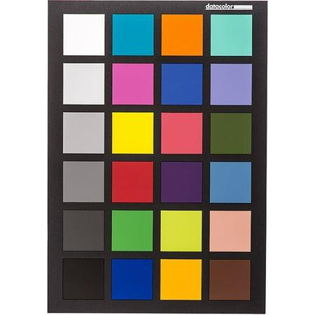 Datacolor SpyderCheckr 24 Color Calibrator