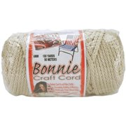 Pepperell Braiding BB6-100-005 Bonnie Macrame Craft Cord 6mm 100 Yards