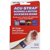 Health Enterprises Acu Life Acu-Strap Morning & Motion Sickness Band, 1 ea