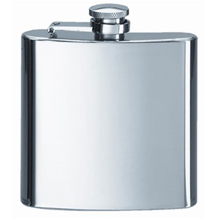 Simran BFS-06 Ajmer 6 oz. Stainless Steel Boot Flask - image 1 of 1