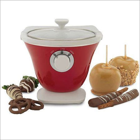Back to Basics PC17581 Gourmet Treat Dipper, Red Back To Basics Appliance Parts