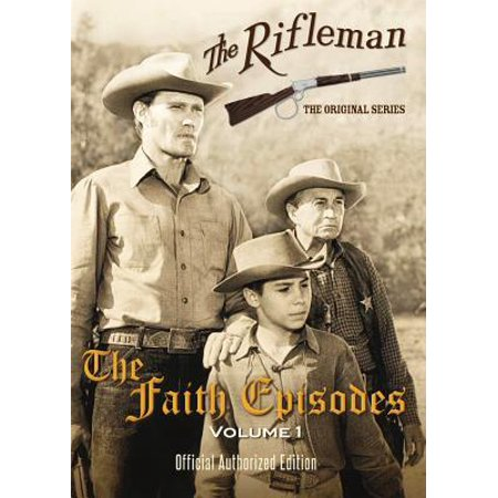 The Rifleman: The Faith Episodes (DVD)