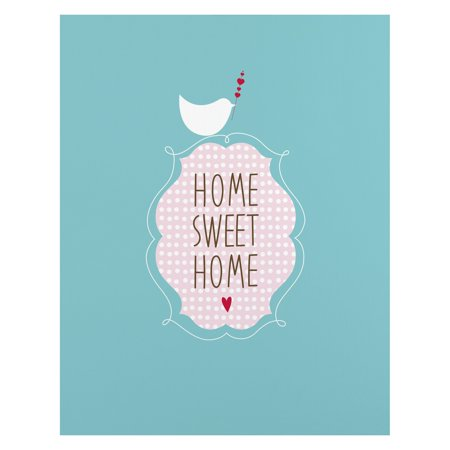 Home sweet home canvas wall art Home sweet home wall decor