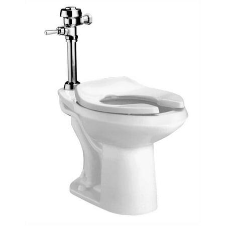 American Standard 3043001 02 Madera Siphon Jet Toilet Ada