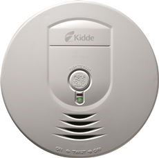 Kidde Battery Operated Wireless Interconnect Smoke Alarm RF-SM-DC