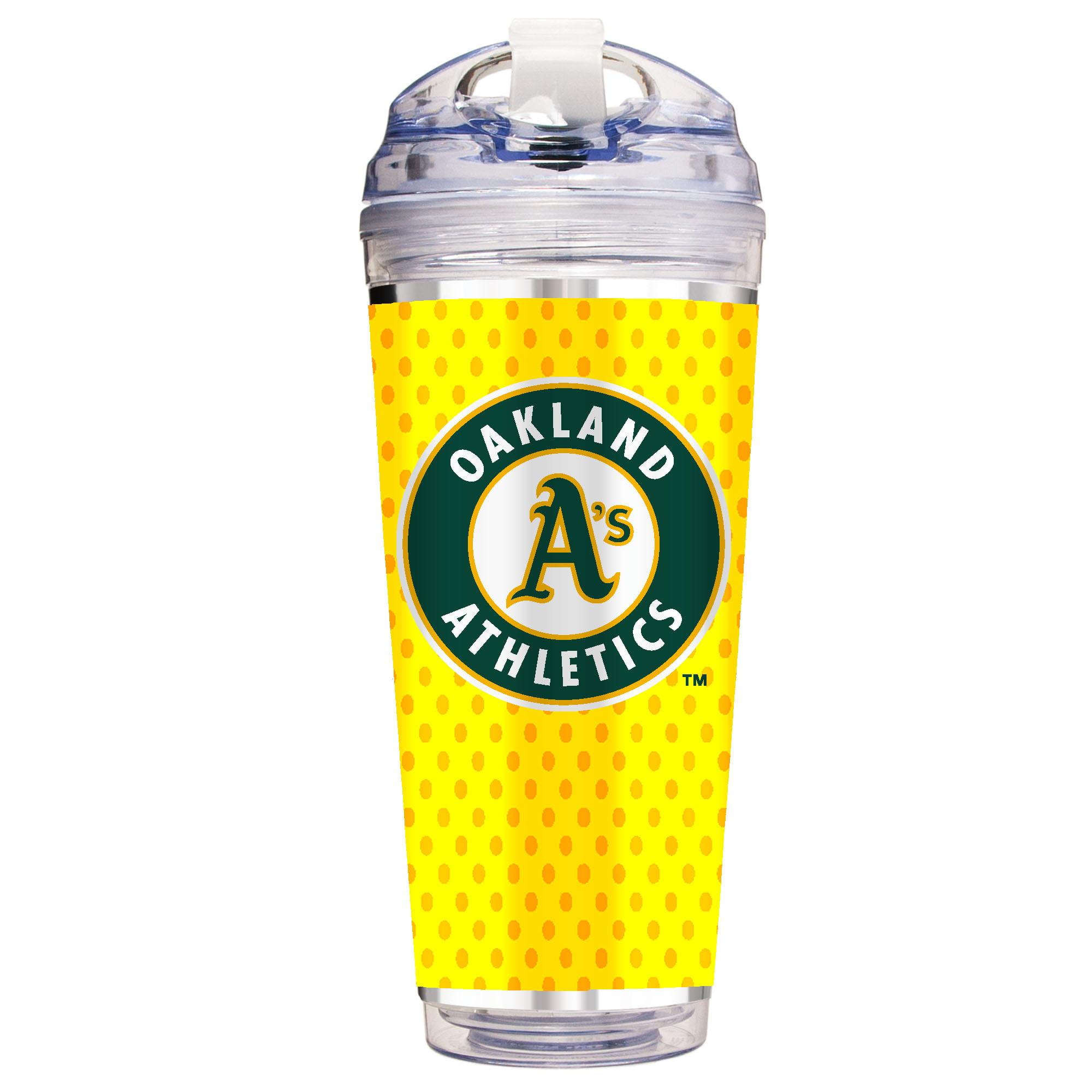 Oakland Athletics 2018 Players' Weekend 24oz. Acrylic Tumbler - No Size