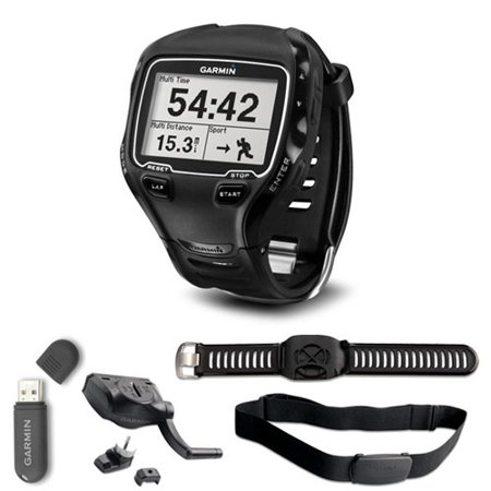 Garmin 010-00741-25 Forerunner 910xt Triathlon Bundle