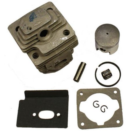 33cc Cylinder Kit (36mm) for 2-stroke Stand-up Gas Scooters, Zooma Scooter (Zooma Gas Scooter)