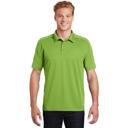 Sport-Tek® Contrast Stitch Micropique Sport-Wick® Polo. St659 Green Oasis M - image 1 de 1