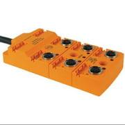 IFM EBC031 Sensor Wiring Block,6 Pin,Receptacle