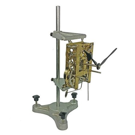 Clock Repair Movement Test Stand