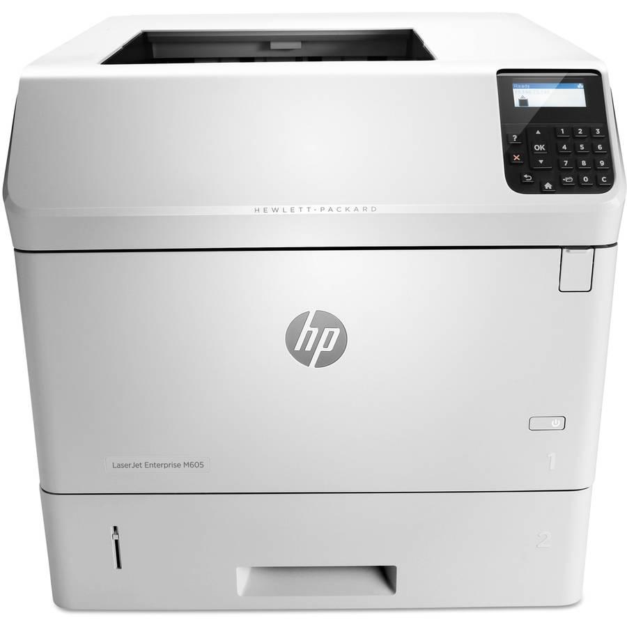 HP LaserJet Enterprise M605N Laser Printer