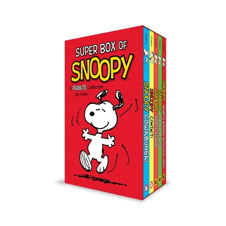 Super Box of Snoopy : A Peanuts Collection - Snoopy Peanuts