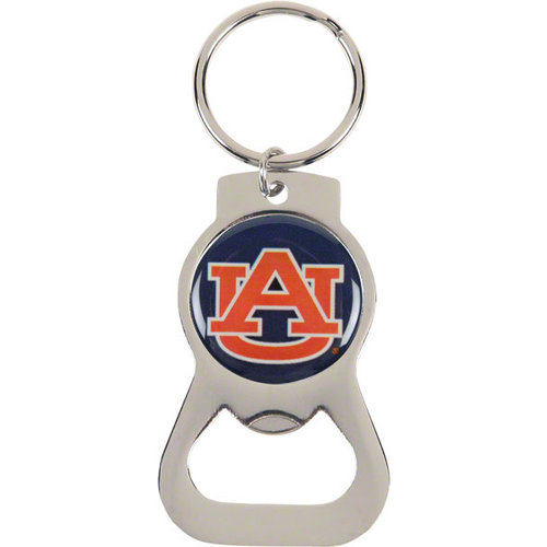 NCAA - Auburn Tigers Bottle Opener Keychain