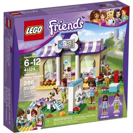 Lego Lego Friends Heartlake Puppy Daycare 41124