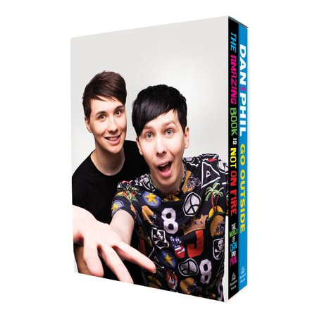 Dan And Phil Bbc Radio 1 Halloween (Dan and Phil Boxed Set)