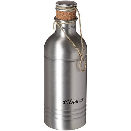 0150201 Eroica Water Bottle, 600ml, Silver Elite (Best Air Elite Water Pad)