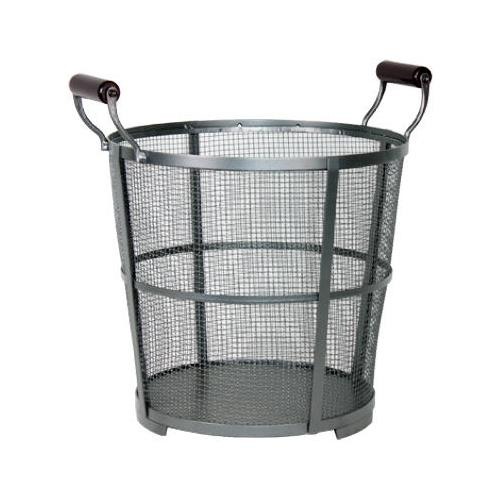 Panacea Products 15704 Prairie Antique Iron Round Log Bin - Quantity 1