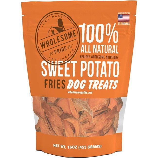 Savory Prime Duck Sweet Potato 8 oz. 4 count