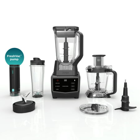 Ninja Megaphone - Ninja Smart Screen Kitchen System with FreshVac Technology - CT672V