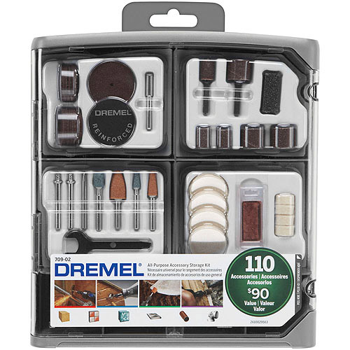 Dremel 709-02 110 pc Super Accessory Kit