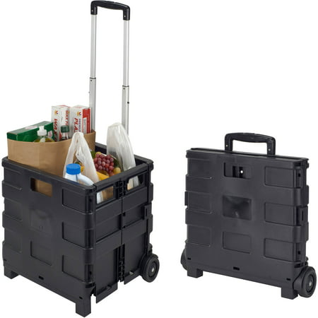 Simplify Tote and Go Collapsible Utility Cart - Walmart.com 2e86f13c1bf5b