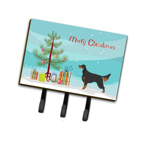Gordon Setter Christmas Leash or Key Holder BB8436TH68
