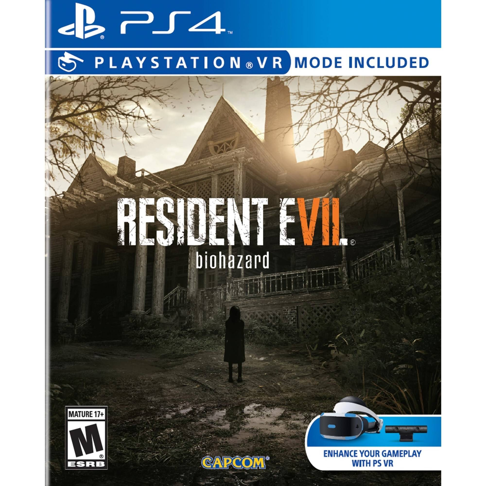 Resident Evil 7: Biohazard for PlayStation 4 by Capcom