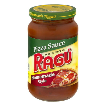 (4 Pack) Ragú Homemade Style Pizza Sauce 14