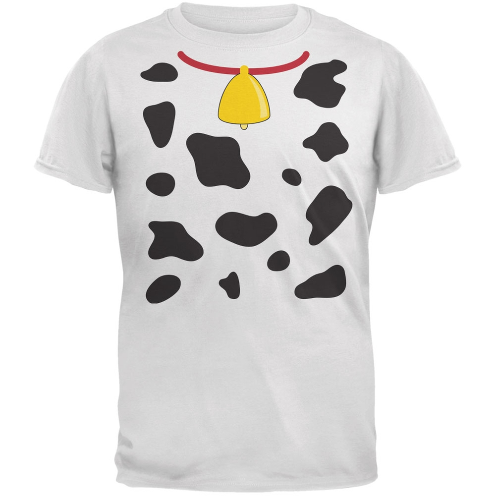 Halloween Cow Costume Youth T-Shirt