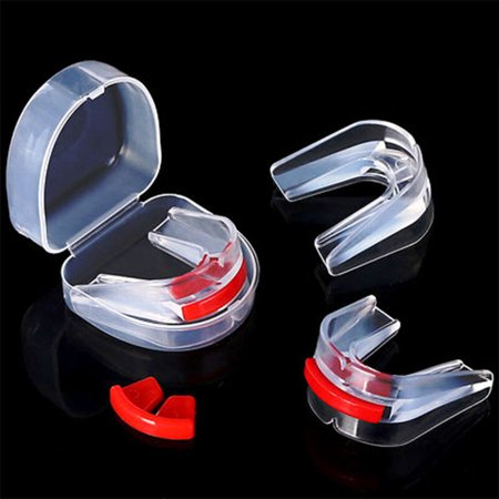 - Jeobest Mouthguard - 1PC Martial art Mouthguard Boxing Sport Guard Mouthpiece face bucal nozzle Protect MZ