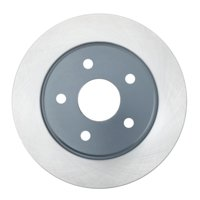CARQUEST Platinum CARQUEST Platinum Painted Brake Rotor - Front