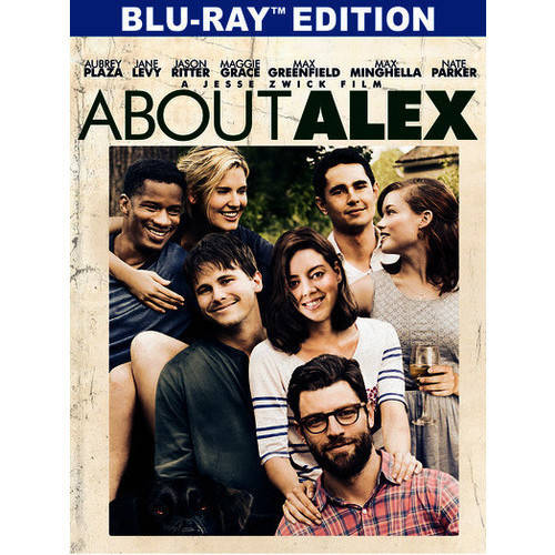About Alex (Blu-ray)