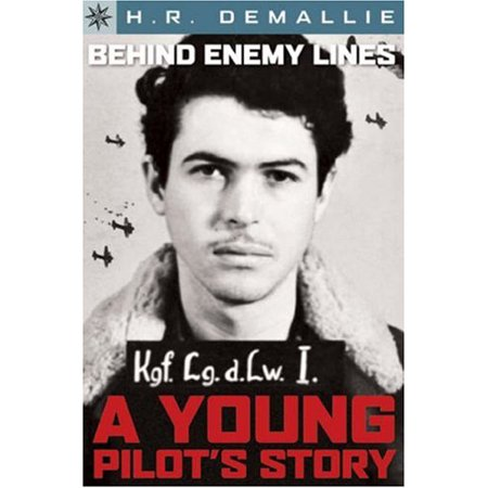 Sterling Point Books®: Behind Enemy Lines: A Young Pilot's Story - The Stories Behind Halloween