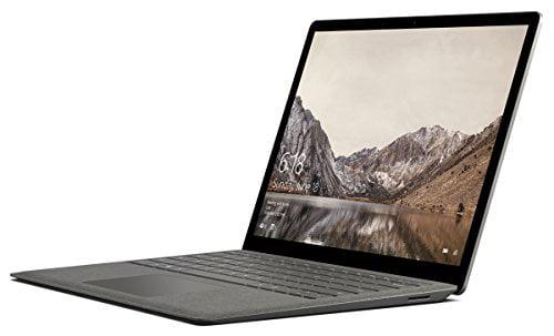 Microsoft Surface Laptop (Intel Core i5, 8GB RAM, 256GB) Graphite Gold by Microsoft