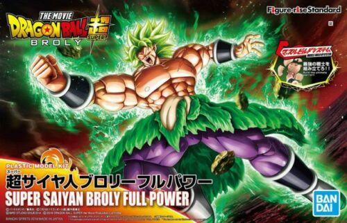 Bandai Figure-Rise Standard Dragon Ball Super Super Saiyan Broly Full Power Model Kit by Bandai Hobby
