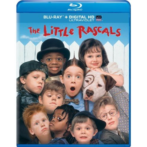 The Little Rascals (Blu-ray + Digital HD) (With INSTAWATCH) (Widescreen)